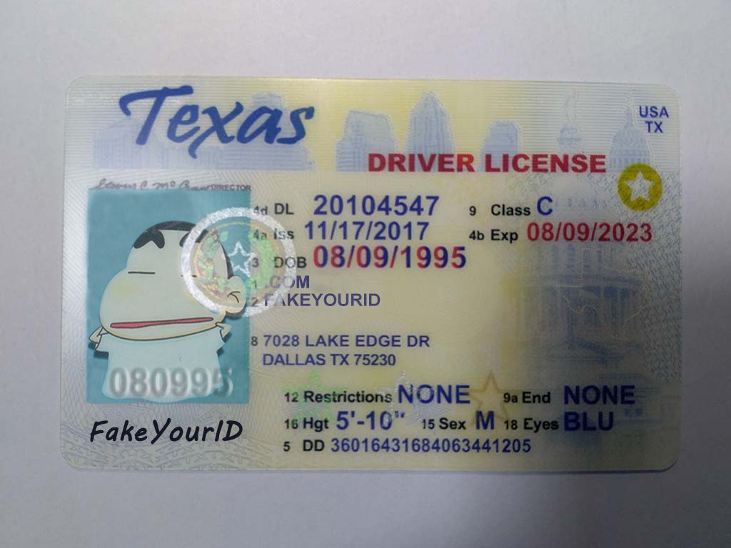 Texas Id  Buy Premium Scannable Fake Id  We Make Fake Ids For Texas Id Card Template