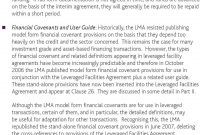 The Act Borrower S Guide To The Lma Facilities Agreement For in Lma Loan Agreement Template
