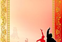 The Certificate Template «Dance»  Dimaker  Templates  Certificate with regard to Dance Certificate Template