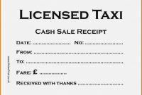 The  Common Stereotypes  Realty Executives Mi  Invoice And regarding Blank Taxi Receipt Template