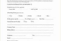The Picture Of Radio Advertising Agreement Template Editable for Radio Advertising Agreement Template