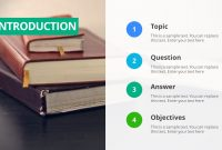 Thesis Presentation Powerpoint Template  Slidemodel with Powerpoint Templates For Thesis Defense