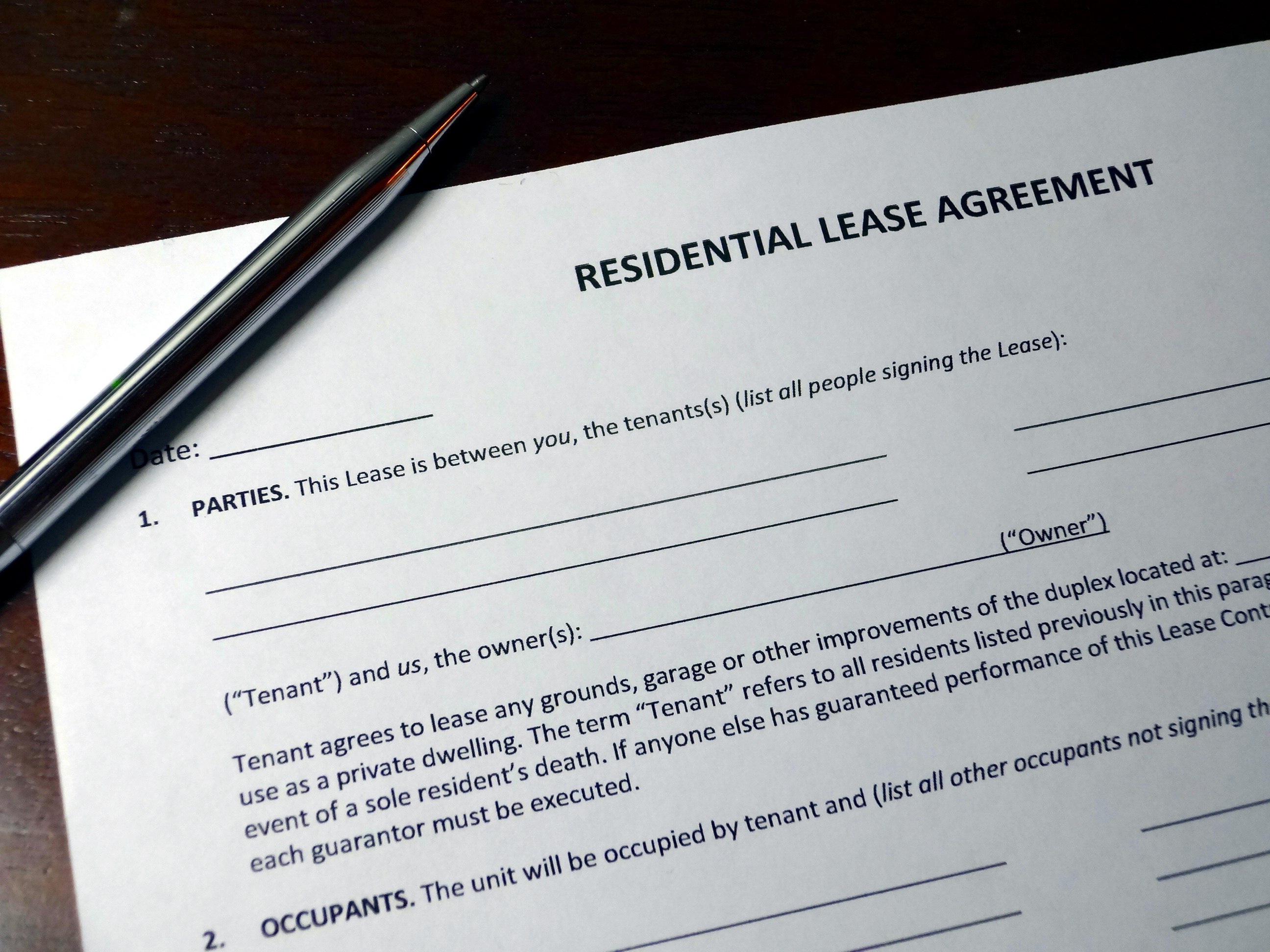 Tips For Getting Corporate Tenants To Renew Their Leases Instantly Throughout Corporate Housing Lease Agreement Template