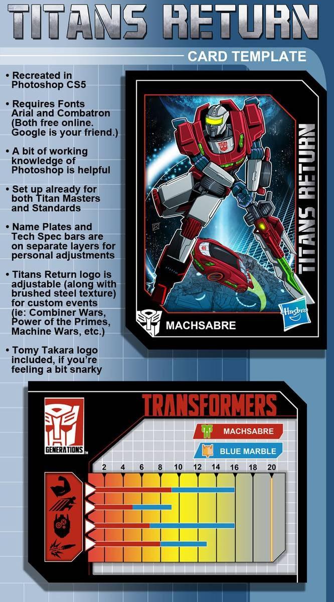 Titans Returns Card Templatemachsabre On Deviantart With Regard To Superhero Trading Card Template
