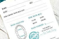 Tooth Fairy Free Printable Certificate pertaining to Tooth Fairy Certificate Template Free