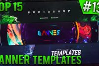 Top  Photoshop Banner Templates  Free Download inside Adobe Photoshop Banner Templates