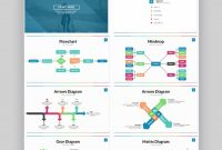 Top Powerpoint Flowchart Templates Infographic Slide Designs with regard to What Is A Template In Powerpoint
