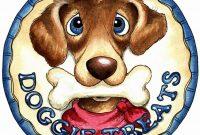 Topper De Perro Divertido Para Imprimir Gratis  A A Repin  Dog within Dog Treat Label Template