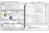 Toyota A Plan Sample   Quality  Project Management Business with regard to A3 Report Template