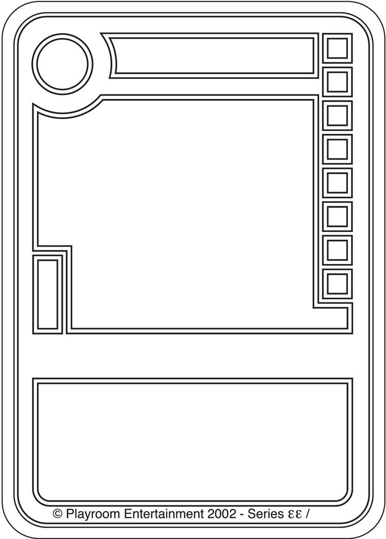 Trading Card Game Template  Theveliger Regarding Template For Game Cards