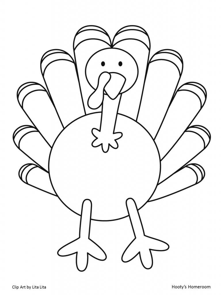 Transparent Png Image  Clipart Free Download In Blank Turkey Template