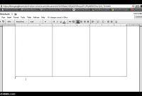 Travel Brochure Template Google Docs Ideas Archaicawful inside Google Docs Travel Brochure Template