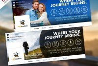 Travel Facebook Timeline Covers Free Psd Templates  Psdfreebies with Photoshop Facebook Banner Template