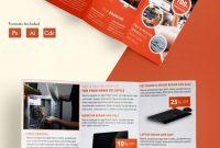 Tri Fold Brochure Template   Free Word Pdf Psd Eps Indesign pertaining to 4 Fold Brochure Template Word