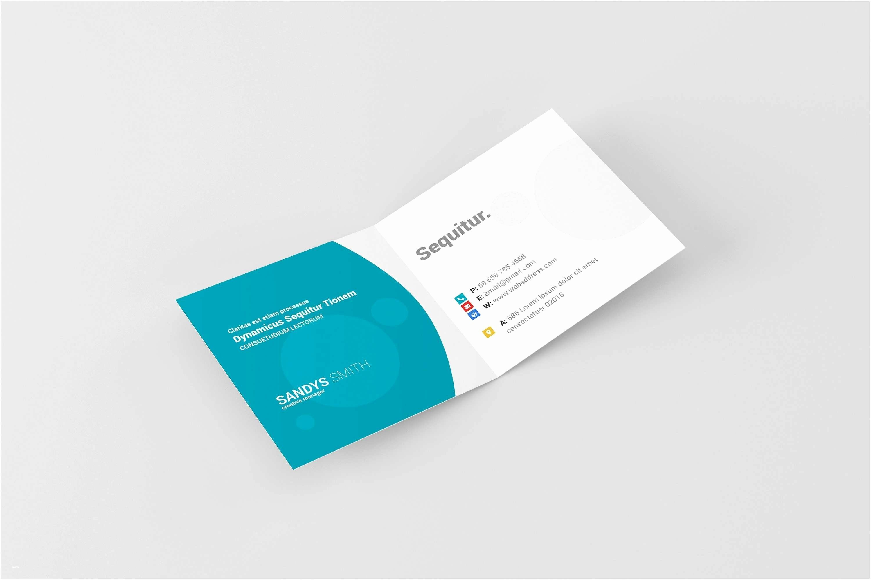 Tri Fold Business Cards New Card Template Word Folded Folding Of With Regard To Card Folding Templates Free