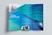 Tri Fold Letter Template Download inside 3 Fold Brochure Template Free Download