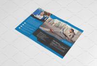 Tri Fold Multi Use Brochure Modecolorfulllayered  Free Design pertaining to Adobe Illustrator Tri Fold Brochure Template