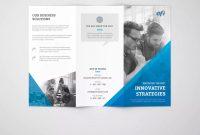 Trifold Brochure Template Psd  A  Brochure Design Templates for Single Page Brochure Templates Psd