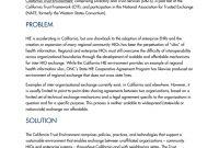 Trust Environment Framework Report pertaining to Pilot Test Agreement Template