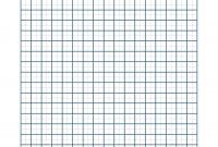 Two Line Graph Paper With  Cm Major Lines And  Cm Minor Lines throughout 1 Cm Graph Paper Template Word