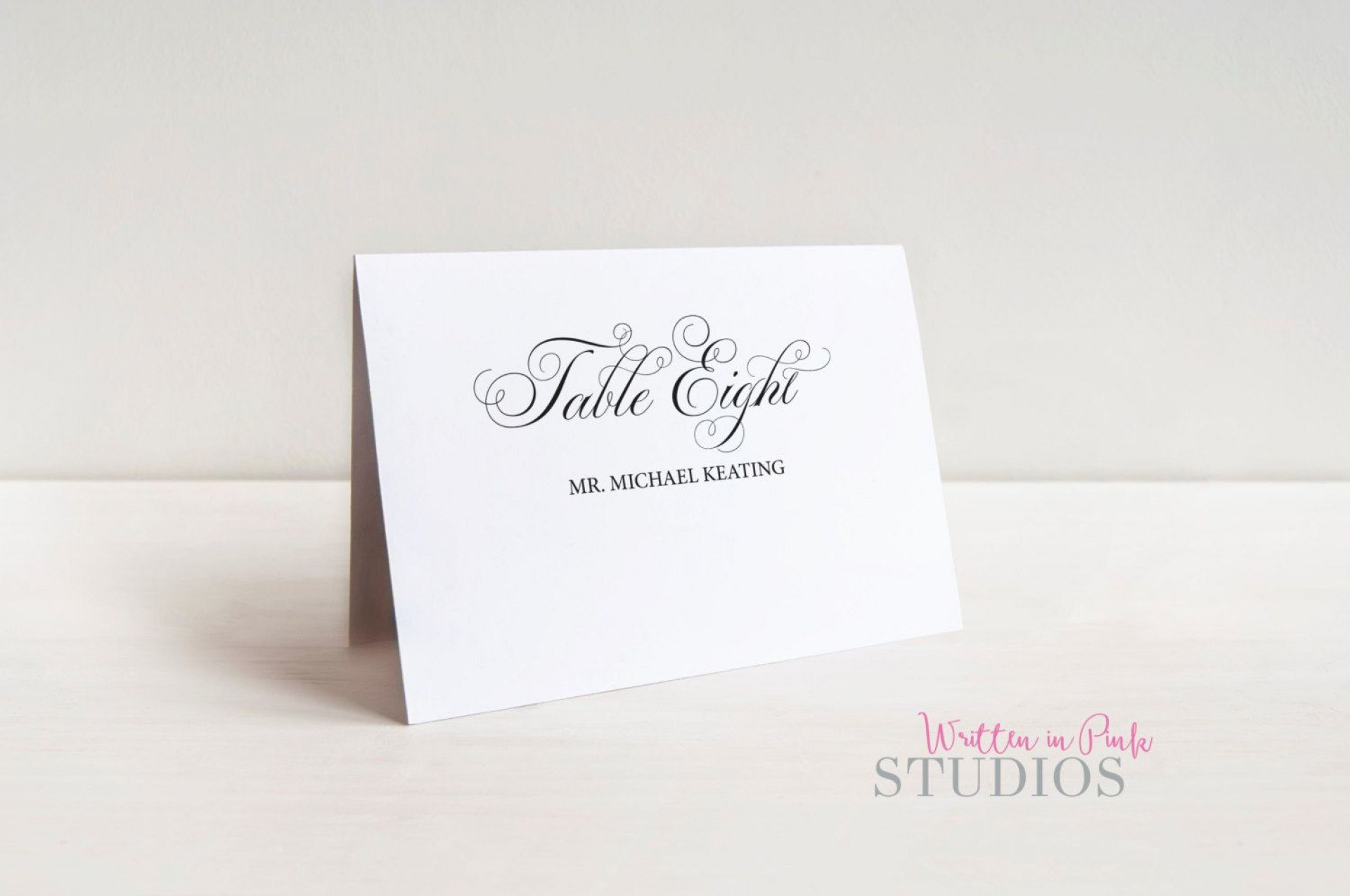 Unbelievable Printable Place Cards Template Ideas Tent Blank Card Intended For Paper Source Templates Place Cards