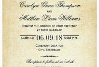 Unique Wedding Invitation Wording Templates Unique Wedding with Sample Wedding Invitation Cards Templates