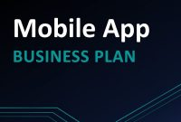 Unusual App Development Business Plan Template Templates Example throughout Business Plan Template For App Development