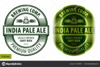 Unusual Beer Label Template Free Ideas Word Psd Download ~ Nouberoakland for Beer Label Template Psd