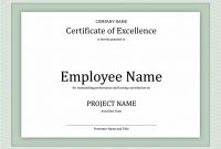 Use This Template For Powerpoint To Create Your Own Certificate Of within Powerpoint Award Certificate Template