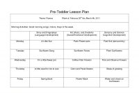 Useful Infant Toddler Lesson Plans Free Daycare Infant Daily Report within Daycare Infant Daily Report Template