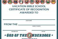 Vbs Certificate Template  Bizoptimizer inside Free Vbs Certificate Templates