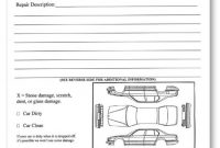 Vehicle Condition Report Templates  Word Excel Fomats inside Truck Condition Report Template