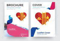 Volunteer Fire Department Brochure Flyer Design Template With in Volunteer Brochure Template