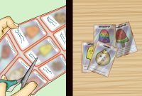 Ways To Make Your Own Trading Cards  Wikihow pertaining to Custom Baseball Cards Template