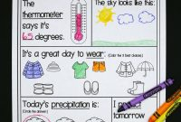 Weather Activity Pack  Science  Weather Kindergarten Teaching intended for Kids Weather Report Template