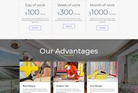 Website Templates regarding Basic Business Website Template