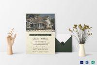 Welcoming Housewarming Invitation Card Design Template In Psd Word inside Free Housewarming Invitation Card Template