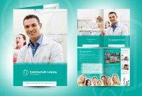 Well Designed Examples Of Medical Brochure Designs  Webdesignerdrops inside Medical Office Brochure Templates