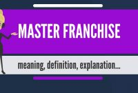 What Is Master Franchise What Does Master Franchise Mean Master pertaining to Master Franchise Agreement Template