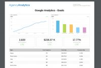 What To Include In Your Seo Report Template Plus Examples in Seo Monthly Report Template