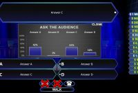 Who Wants To Be A Millionaire  Rusnak Creative Free Powerpoint Games for Who Wants To Be A Millionaire Powerpoint Template
