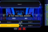 Who Wants To Be A Millionaire  Rusnak Creative Free Powerpoint Games pertaining to Who Wants To Be A Millionaire Powerpoint Template