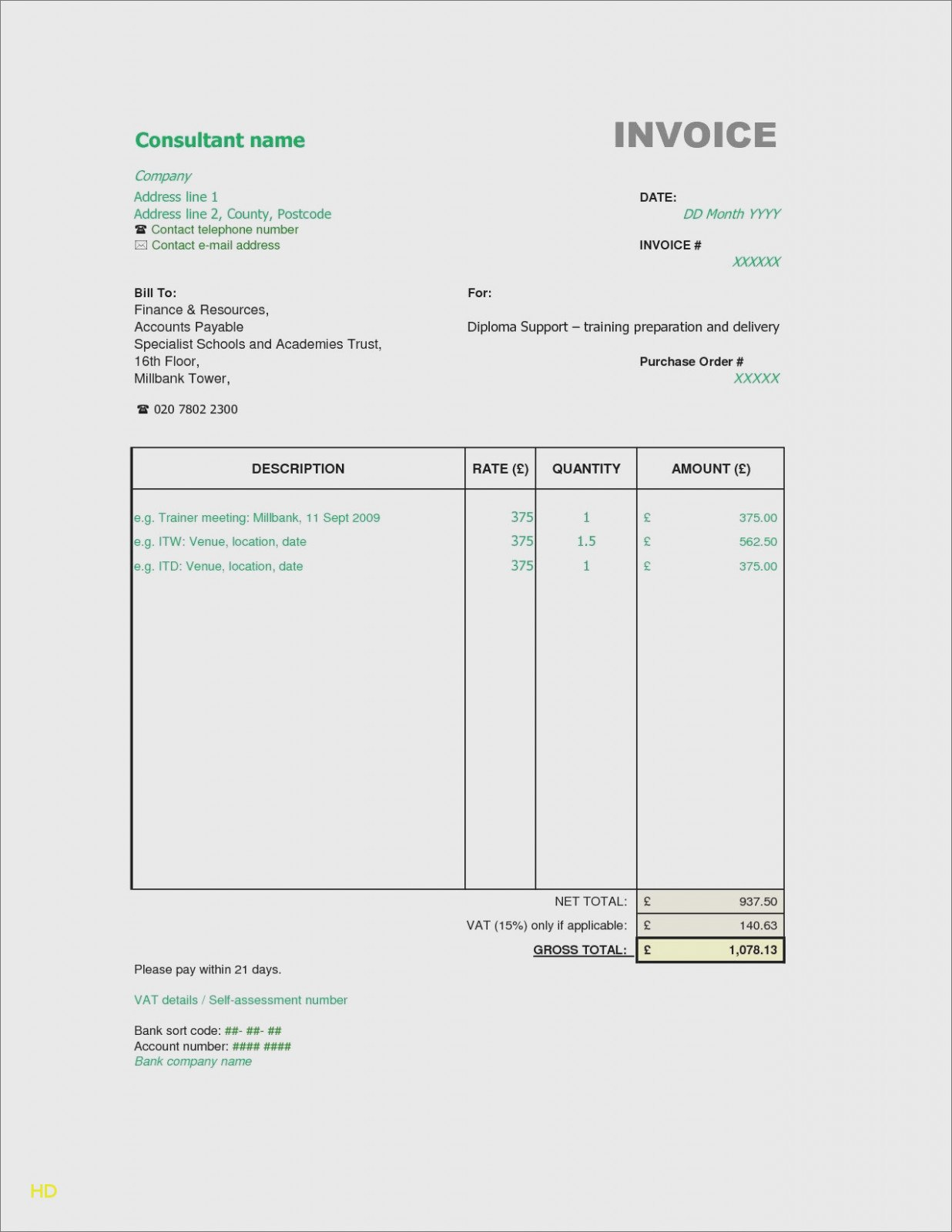 Why Is Everyone Talking  Realty Executives Mi  Invoice And Resume With Trucking Company Invoice Template
