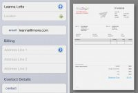 Why You Must Experience  Realty Executives Mi  Invoice And Resume with Ipad Invoice Template