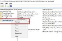 Windows  Ca Auto Enrollment Einrichten  Andreas Mariotti for Certificate Authority Templates