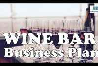 Wine Bar Business Plan  Template With Example  Sample  Youtube For Wine Bar Business Plan Template