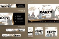 Winter Web Banner Design Templates Bundle Sale regarding Website Banner Design Templates