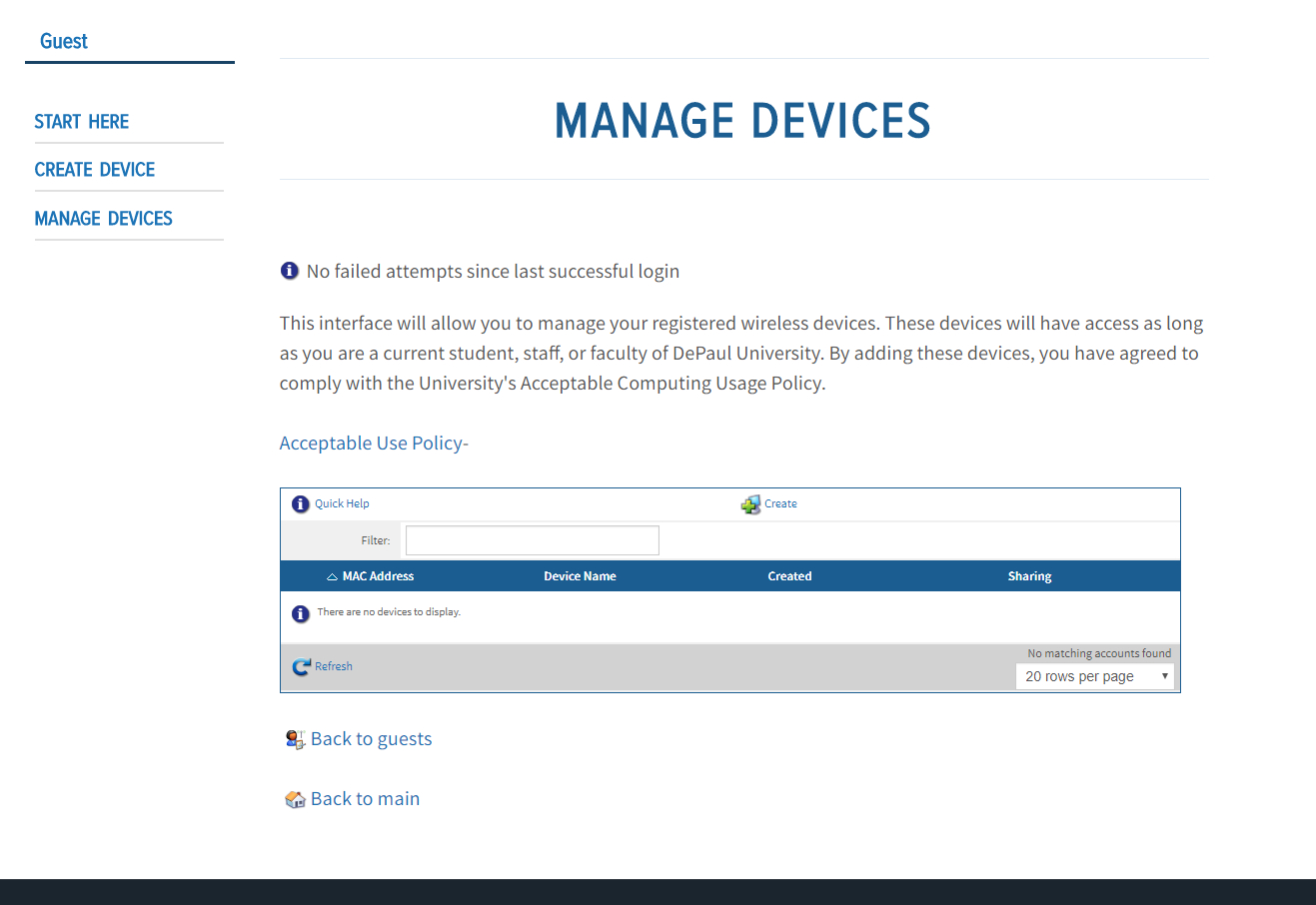 Wireless Devices  Wireless  Services  Information Services For Guest Wireless Acceptable Use Policy Template