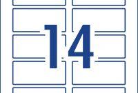 Word Label Template  Per Sheet A – Prahu in 8 Labels Per Sheet Template Word