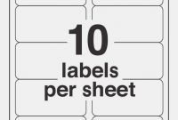 Word Label Template  Per Sheet – Southbay Robot – Label Template Pertaining To Word Label Template 12 Per Sheet